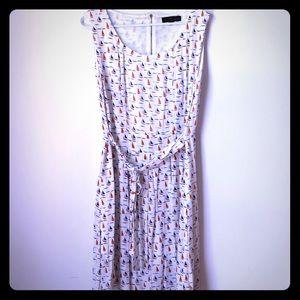 ⛵️ Sailboats summer dress by SM Wardrobe